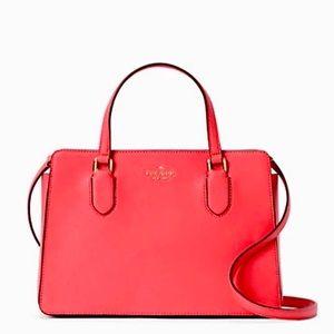 Kate Spade Laurel Way Reese Leather Bag NWT